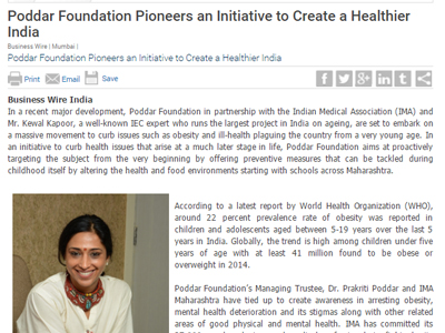 obesity foundation of india